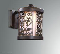 Настенный фонарь уличный Kordi 2286/1W Odeon Light (Италия) | купить 2286/1W по самой выгодной цене