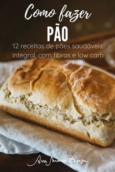 Recipe: Bake Fast and Easy Bread in Just One Hour Bake bread in just 1 hour! Dagmar's Home, Bake bread in just 1 hour! Comidas Pinterest, No Bake Desserts, Dessert Recipes, Recipes Dinner, Bread Baking, Bread Food, High Carb Foods, Partys, Pinterest Recipes