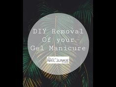 DIY Gel Polish Removal at Home During Quarantine Gel Manicure Nails, Nail Tutorials, Diy For Girls, Natural Nails, Newborn Photography, You Nailed It, How To Remove, Youtube, Newborn Baby Photography