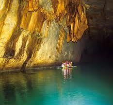 Puerto princesea subterranean river
