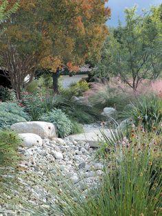 judith carlson / waterwise residential garden, riverside