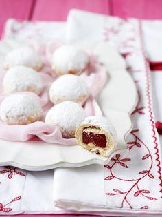 Greek Sweets, Greek Desserts, Greek Recipes, Greek Cookies, Cake Cookies, Cupcake Cakes, Cookbook Recipes, Dessert Recipes, Cooking Recipes