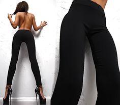 EXTRA SKINNY! NEU SUPER SEXY FIT CY6 STRETCH PANTS DAMEN HOSE LEGGINGS SCHWARZ M in Kleidung & Accessoires, Damenmode, Hosen | eBay                                                                                                                                                                                 Mehr