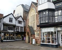 Exeter, Devon- the place I will be next year. minus all the traveling
