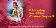 Surdas Jayanti, commemorating the 537th birth anniversary of Saint Surdas. for more details download PurePrayer App