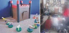 cool - castle craft ideas