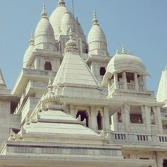 Temple at Mathura