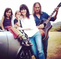 The Hammett Family. This makes me jealous but I'm happy for him