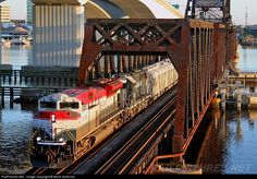 RailPictures.Net Photo: FEC 106 Florida East Coast Railroad (FEC) EMD SD70M-2 at Jacksonville, Florida by Kevin Andrusia