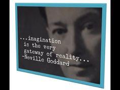 Imagining Creates Reality | The Secret of Causation | Neville Goddard (law of attraction) - YouTube