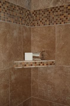 High Quality Cheap Guest Bath Tiled Shower With Corner Shelf With Shower Corner Shelf