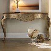 Found it at Wayfair - Melange Console Table