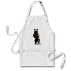 Bear arms Grizzly Bear Apron Cheap Aprons, Aprons For Sale, Kiss The Cook, Arms, Bear, Cooking, Kitchen, Bears, Brewing