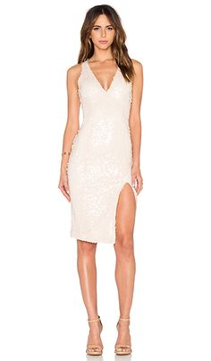 Jay Godfrey Marin Dress in Blush | REVOLVE