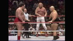 Studd, Bundy and the Giant