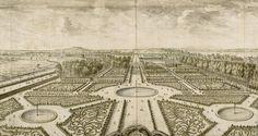 andrelenotre- Vue du jardin des Tuileries après 1871 avec perspective vers l'O, Israël Sylvestre.