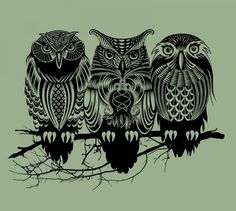 Owls, together is better. You get more mice.