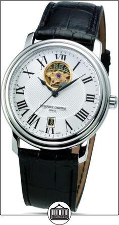Frederique Constant Geneve Persuasion FC315M4P6 Reloj elegante para hombres Volante Abierta  ✿ Relojes para hombre - (Lujo) ✿