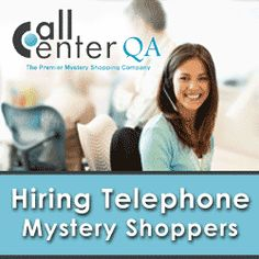 Work From Home Being A Telephone Mystery Shopper
