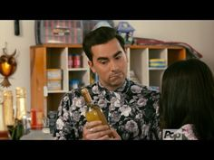 Schitt's Creek - The Wine Not the Label - YouTube