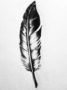 Tatuagens de Pena: no Braço, nas Costela, Significado, Fotos