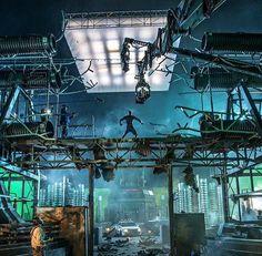 Light Cinema, The Amazing Spiderman 2, Lighting Diagram, Epic Photos, Lighting Setups, Chroma Key, Film Studio, About Time Movie, Moving Pictures