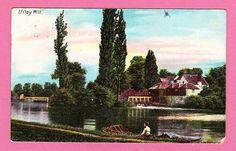 Dated 1908. Iffley Mill, Oxfordshire   eBay