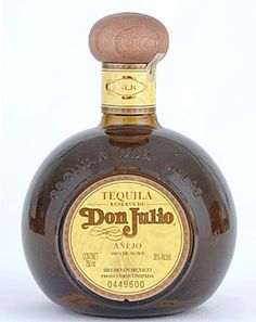 Don Julio Tequila Anejo Best Tequila, Best Food Ever, Liquor Store, Gourmet Recipes, Drink Recipes, Alcoholic Drinks, Cocktails, Beverages, Happy Hour