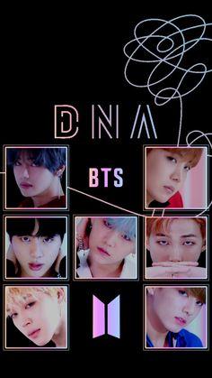 BTS DNA ♡