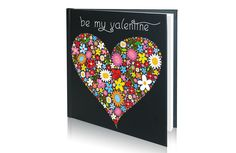 20x20-Kull-X-Book-Valentine  trykket med cpm transferpapir http://www.themagictouch.no