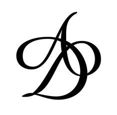 Monogram for Ariel Dearie Flowers