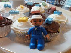 Lego-themed Birthday