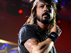 Coolness.  Love Dave Grohl