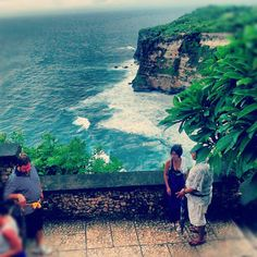 Uluwatu Temple, the right place to see exotic sunset in Bali