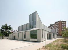 Christ Resurrection Church / Cino Zucchi Architetti