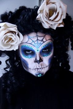 Advanced Royal Sugar Skull Step-by-Step Tutorial