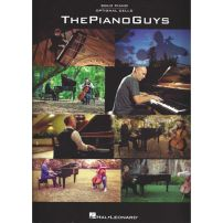 The Piano Guys Book! This is an incredible music book for piano solos!!! The music is beautiful!! And is totally worth buying!