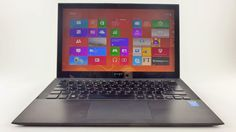 Sony VAIO Pro 13 review | Sony eschews the obsession with tablets and sticks with the traditional clamshell form factor to bring us one of the most impressive Ultrabooks we've seen. Reviews | TechRadar