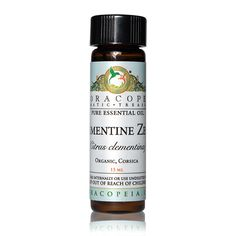 Clementine zeste essential oil