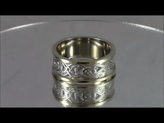 Celtic Dragon and Griffin Ring