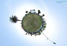 """En Uruguay se celebró el Día de la Tierra este domingo con la iniciativa """"Una mateada por la Tierra"""", como parte de un evento de concientización mundial que se realizó en simultáneo en más de 100 ciudades. Un tour virtual en 360 grados del encuentro puede apreciarse gracias a las imágenes de Uruguay 360."""