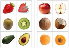 Crapouillotage: JEUX : Fruits entiers et coupés