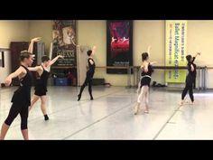 Grand adage au milieu - Ballet master Jiri Sebastian Voborsky's class is featuring the artists of the Ballet Magnificat! Dance Teacher, Dance Class, Dance Studio, Dance Like No One Is Watching, Just Dance, Dance Tips, Dance Videos, Adult Ballet Class, Conditioning Training