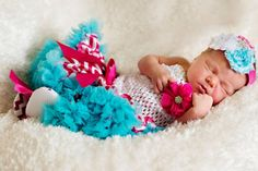 Newborn Baby girl couture chevron take home by SouthernRoyals, $45.00