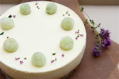 Gills Baked Gooseberry and Ginger Nut Cheesecake Recipe by the British Larder