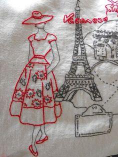 Vacances a Paris