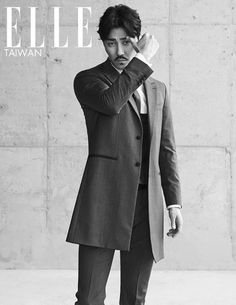 Cha Seung Won's suave looks grace the pages of 'ELLE Taiwan' | allkpop.com