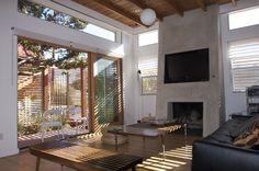 Modern Sustainable Living Room in Los Angeles  #environmentfriendly #sustainable #livingroom