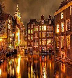 Amsterdam, the Netherlands. ASPEN CREEK TRAVEL - karen@aspencreektravel.com