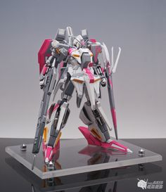 1/72 Hyper Zeta Gundam Unit 3 [Resin Kit] - Painted Build